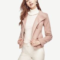 Cropped Jacket | Ann Taylor