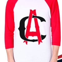 Aaron Carpenter Baseball T shirt for mens