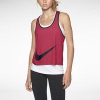 NIKE LUXE CROPPED SPEED