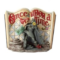 Enesco Disney Traditions by Jim Shore Little Mermaid Storybook Figurine, 6-Inch
