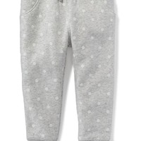 Fleece Joggers for Toddler Girls | Old Navy