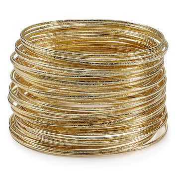 ABS by Allen SchwartzBangles, Set of 50
