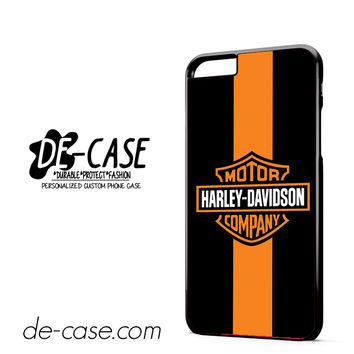 Harley Davidson Motor Company DEAL-5046 Apple Phonecase Cover For Iphone 6/ 6S Plus