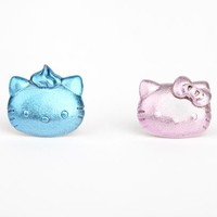 Onch x Hello Kitty Earrings: Dear Daniel