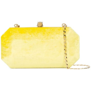 Tyler Ellis Small Perry Clutch - Farfetch