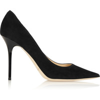 Jimmy Choo - Abel suede pumps
