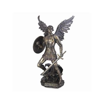 St. Michael Statue - Perfect Religious Gift