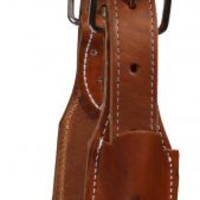 Harness Leather Back Cinch