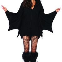 Bat Cozy Adult Xxlarge Horror Graveyard Scary costume 2017