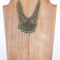 Syrena Statement Necklace
