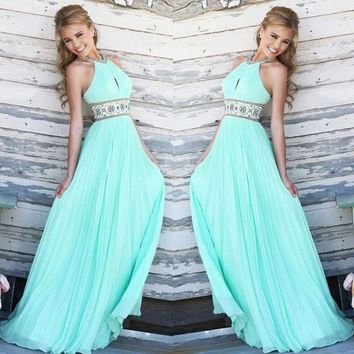 Long Formal Evening Prom Party Dress Bridesmaid Dress Ball Gown Cocktail Dress