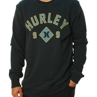 Hurley Men's RTRT Allstars Crew Neck Pullover Sweater