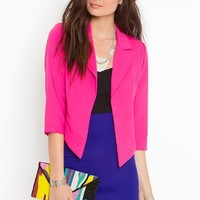 Bright Angle Blazer in  Clothes at Nasty Gal