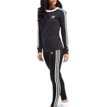 adidas Originals 3-Stripes Leggings | JD Sports