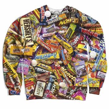 Sweet Tooth Sweater
