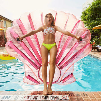 Shell Pool Float - Urban Outfitters