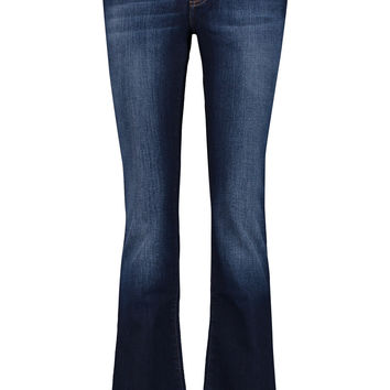 Mid-rise bootcut jeans | 7 for all mankind | UK | THE OUTNET
