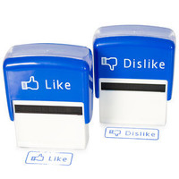 Like and Dislike Stamps - buy at Firebox.com