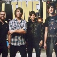 All Time Low Landscape Music Poster