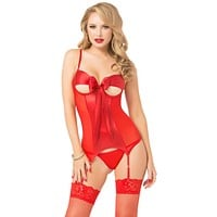 Sexy Confessions Corselet