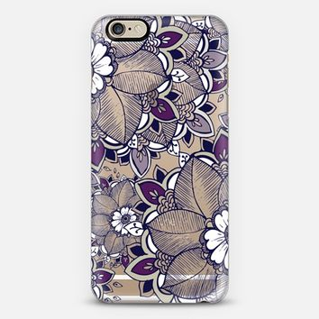 Purple Hope iPhone 6 case by Rose | Casetify