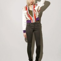City bomber jacket [Jua4923] - $75 : Pixie Market, Fashion-Super-Market