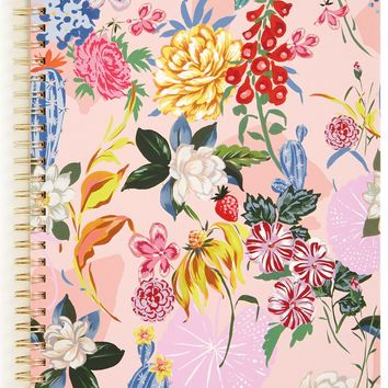 Garden Party Mini Rough Draft Notebook by Bando