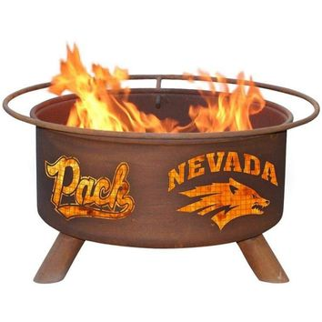 Nevada Steel Fire Pit by Patina Products
