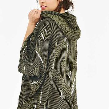 Ecote Raina Poncho Top
