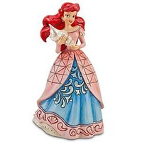 Disney Princess Sonata Ariel Figurine by Jim Shore | Disney Store
