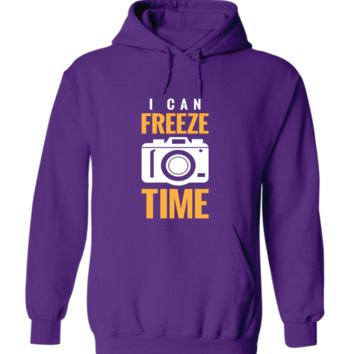 I Can Freeze Time Hoodie