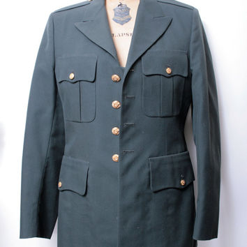 Antique Official Military Jacket
