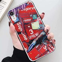 Supreme Phone Cover Case For iphone 6 6s 6plus 6s-plus 7 7plus 8 8plus iPhone X XS XS max XR