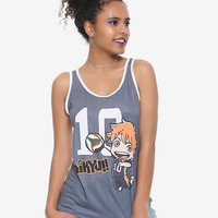 Haikyu!! Shoyo Sublimation Girls Tank Top