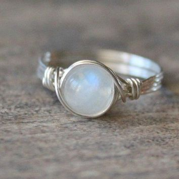 Ruled By the Moonstone Ring