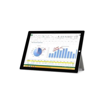 Microsoft Surface Pro 3 Intel Core i5-4300U 1.9GHz 4GB 128GB SSD Wi-Fi Cam 12 Touch MQ2-00019 Windows10 Pro No Stylus