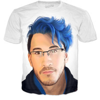 Markiplier Blue