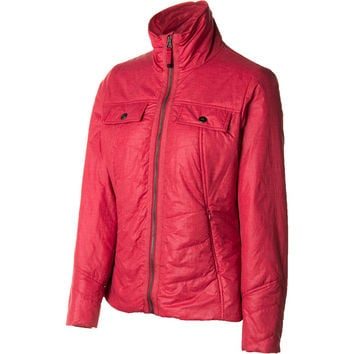 prAna Chantal Insulated Jacket - Women's Cardinal,