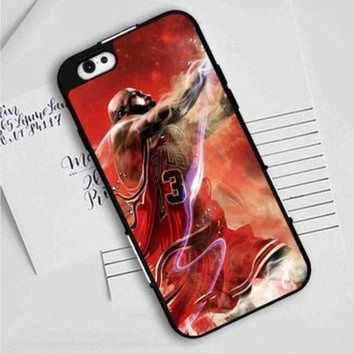 DCKL9 Michael Jordan Basketball Dunk iPhone 7 | 7 Plus Case Planetscase.com