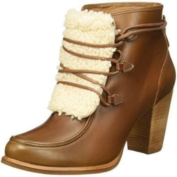 UGG Women's Analise Exposed Fur UGG boots