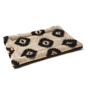 Montana Nap Flat Dog Mat — Diamond