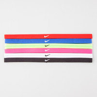 Nike 6 Pack Swoosh Sport Headbands Multi One Size For Women 27273195701