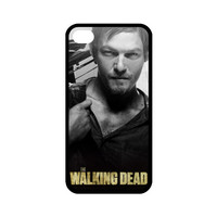 Daryl Dixon The Walking Dead TPU iPhone 4 4s Cover