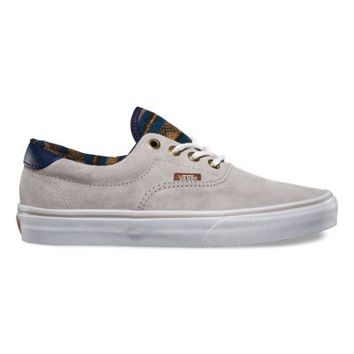Vans Suede Era 59 (knit geo/tan)