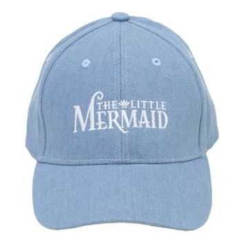 The Little Mermaid Logo Hat