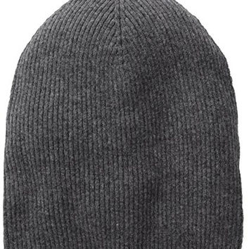 dc91b886d77 Sofia Cashmere Women s 100% Cashmere Ribbed Slouchy Beanie