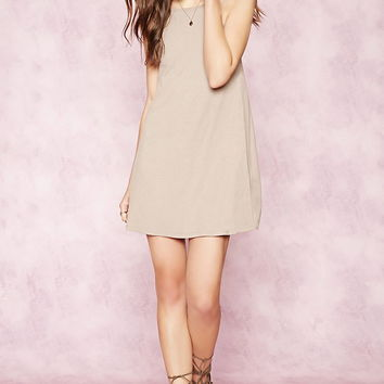 Ribbed Cami Dress | Forever 21 - 2000167640