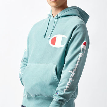 Champion Pigment Dyed Pullover Hoodie at PacSun.com