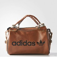 ADIDAS  Women Shopping Leather Crossbody Satchel Shoulder Bag