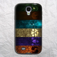 Zelda Song Samsung Galaxy S4 Case